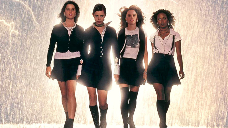 mdlkpblzeffcapquxwem Yes! 90s Cult Classic The Craft Is Getting the Remake Treatment