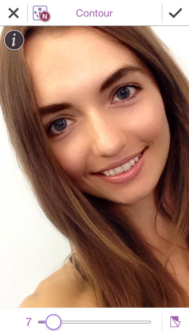 The best photo editing selfie app