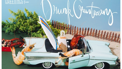 Drunk Crustaceans Take the Summer!  | StyleCaster