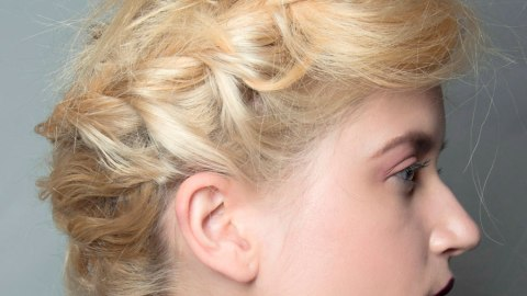 Runway Updos to Wear IRL at Prom | StyleCaster