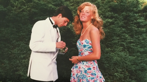 What Our Office Wore To Prom | StyleCaster