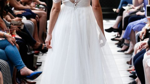 101 Wedding Gowns From the Back | StyleCaster