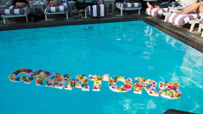 StyleCaster Creators Celebrates Summer With a Rooftop Party!