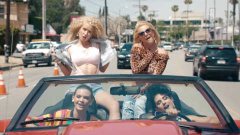 Britney and Iggy's Music Video Is Here! | StyleCaster