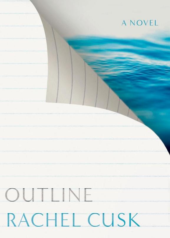 outline rachel cusk book cover