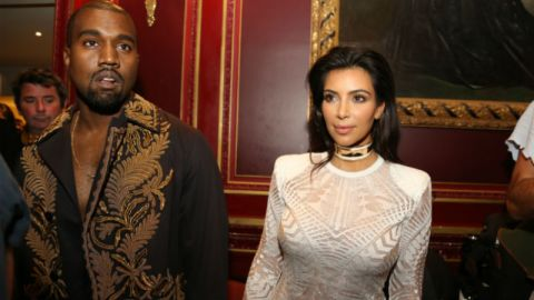 12 Months of Kim and Kanye | StyleCaster