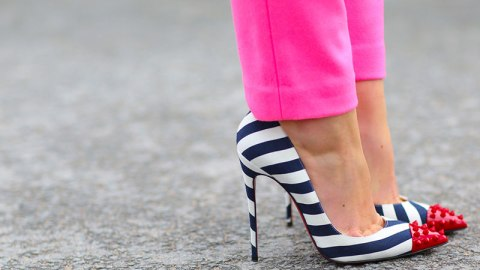 Summer Shoes on the Street | StyleCaster