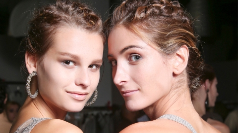 5 Pretty Braids You Can Actually Do on Short Hair | StyleCaster
