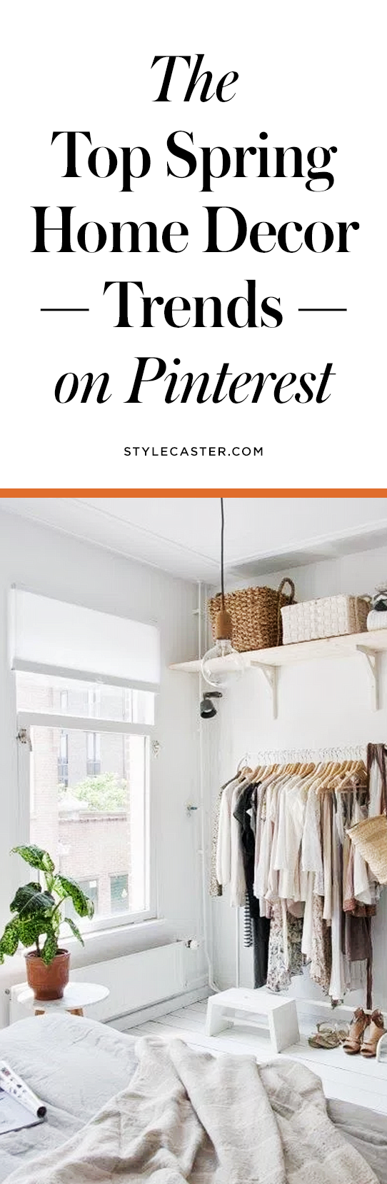 The top spring home decor trends | @stylecaster