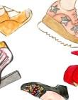 Summer's 5 Best Shoe Trends