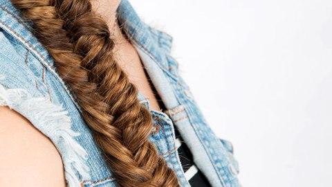 The Herringbone Braid: Explained | StyleCaster