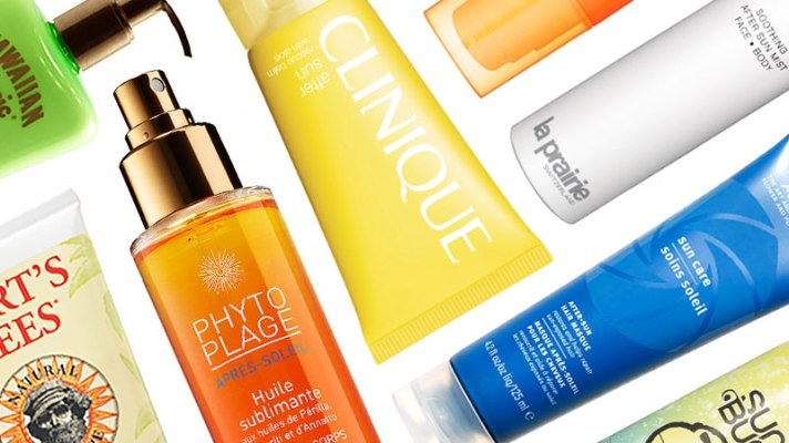 After-Sun Products to Stock Up On This Summer