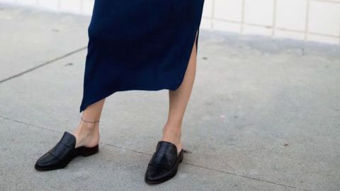 Flat Mules are Everywhere | StyleCaster