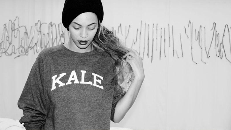 Beyonce Kale