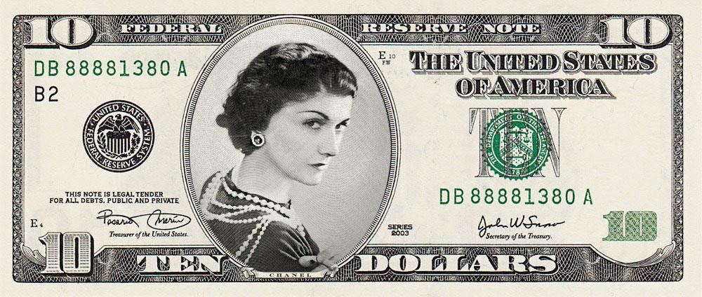 Coco-10-dollar-bill