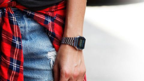 Retro Digital Watches are Trending  | StyleCaster