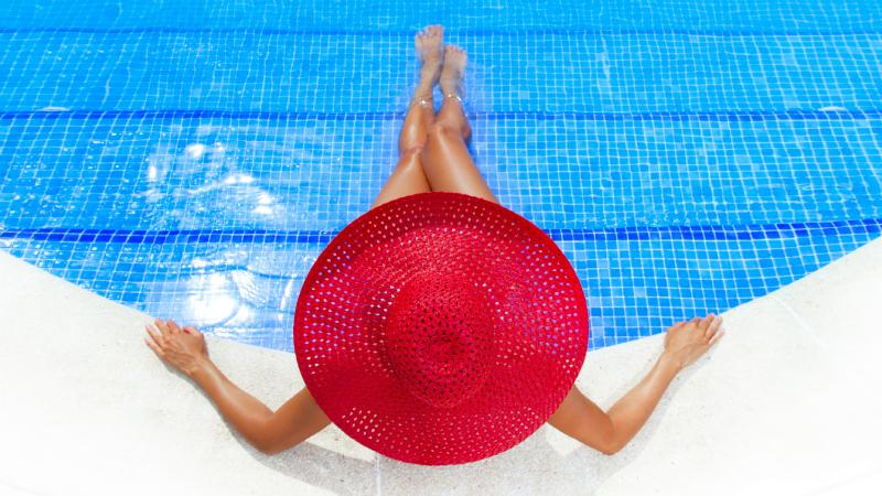 DIY sunburn cure