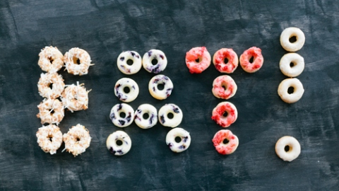A Healthy, Easy Donut Recipe to Try | StyleCaster