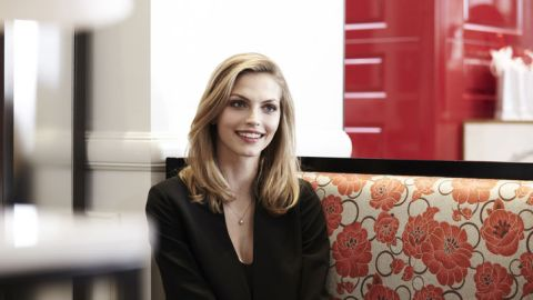 Get to Know the Face of Elizabeth Arden | StyleCaster