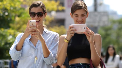 What Your Facebook Says About You | StyleCaster