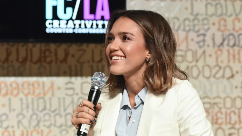 Jessica Alba Is Launching A Beauty Brand | StyleCaster