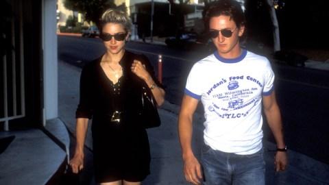 The Many (Many) Loves of Sean Penn | StyleCaster
