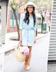 23 Reasons to Snag a Denim Dress