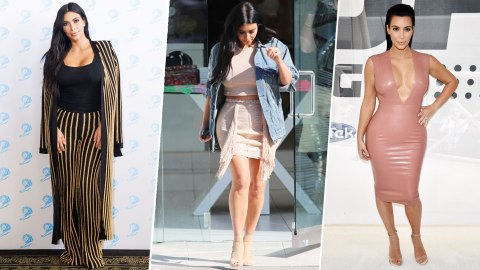 Tracking Kim K's Pregnancy Style | StyleCaster