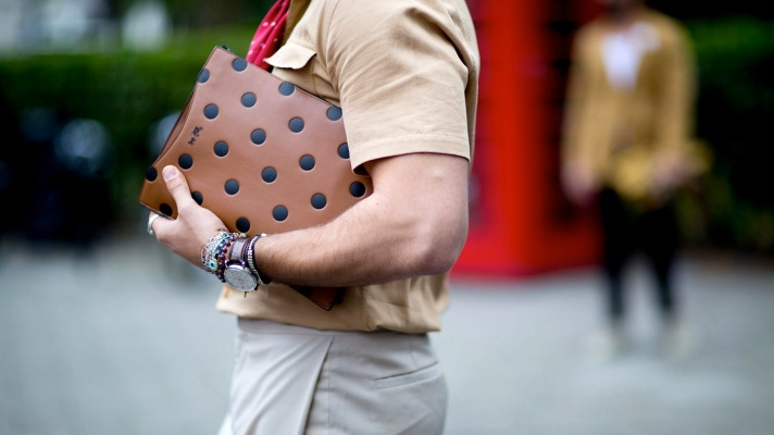 The Dudes are Killing it: Impressive Street Style From the Menswear Shows