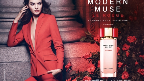 See Kendall Jenner's New Fragrance Ad   StyleCaster
