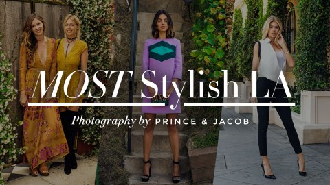 The 25 Most Stylish People in L.A.  | StyleCaster