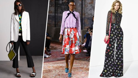The Best Looks From Resort 2016  | StyleCaster