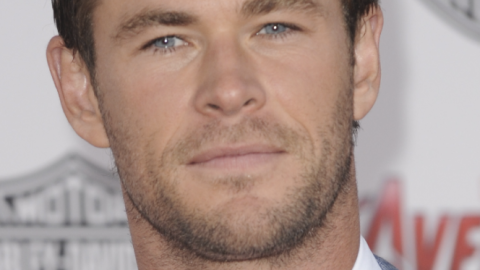 Chris Hemsworth Cast in 'Ghostbusters' | StyleCaster