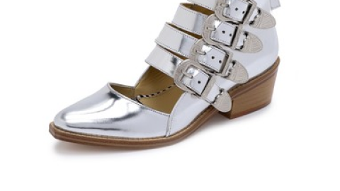 Are Silver Shoes the Summer Must-Have? | StyleCaster