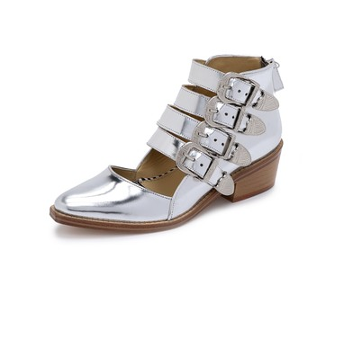 18 Pairs of Silver Shoes to Wear Every Day This Summer