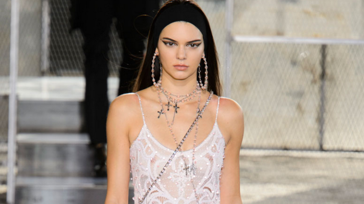 Kendall Jenner and Naomi Campbell Walked in Givenchy's Menswear Show