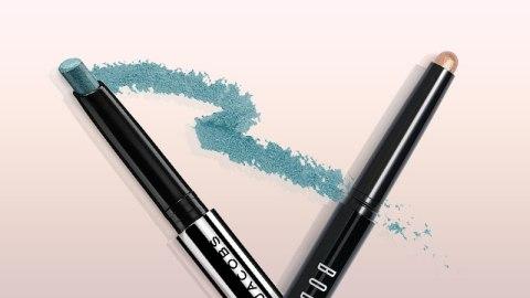 Stop Messing Up Metallic Eyeshadow   StyleCaster