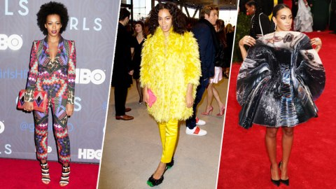 20 Times Solange Knowles WAS Fashion | StyleCaster