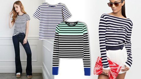 Your Striped Shirt Shopping Guide | StyleCaster
