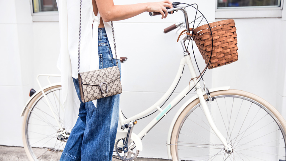 39 Fashion Girl-Approved Ways to Look Stylish While Biking