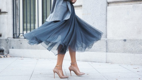 17 Stylish Ways to Wear a Tulle Skirt | StyleCaster