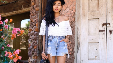Everyone's Wearing Crochet for Summer | StyleCaster