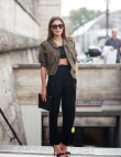 Take Your Military Jacket Into Summer