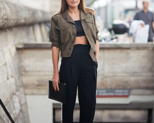 How to Make a Utility Jacket your Wardrobe's Summer MVP