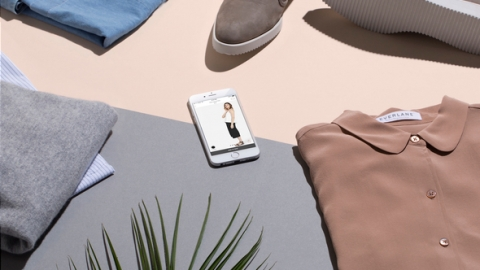 Everlane's New App is Predictably Sleek | StyleCaster