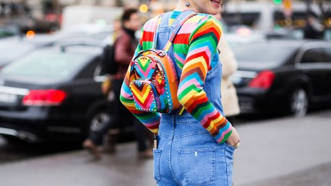 21 Ways to Wear Chevron | StyleCaster
