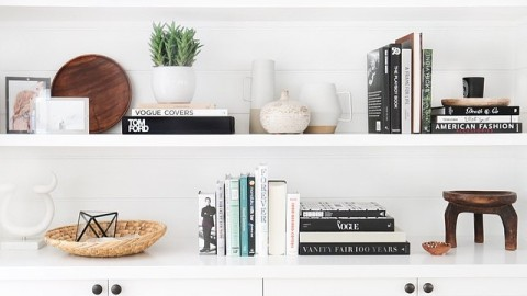 20 Ways to Style Your Shelves | StyleCaster