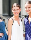What Models Wear in Summer