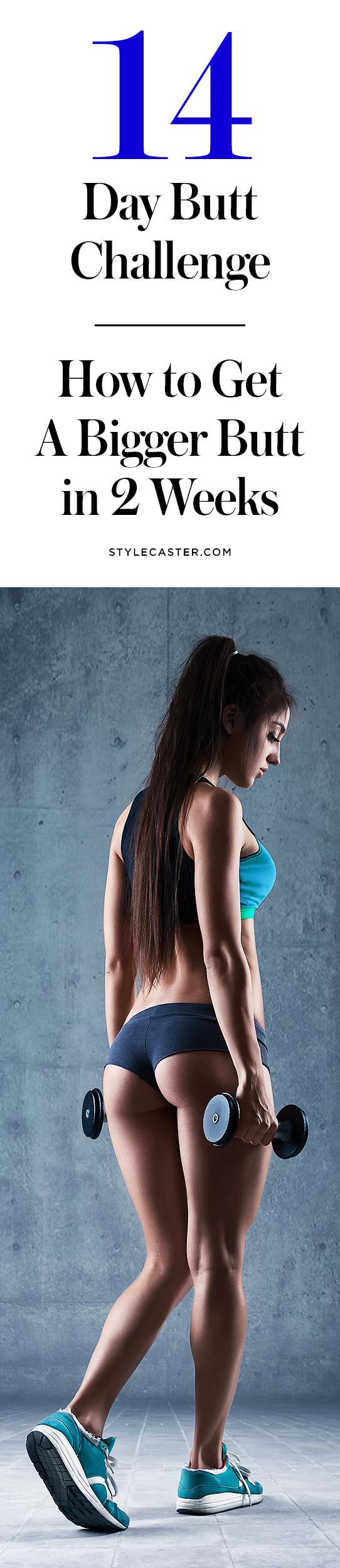Better Booty 14-day butt workout | @stylecaster