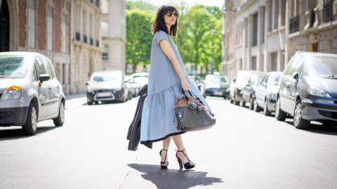 10 Fabuleux French Fashion Bloggers | StyleCaster